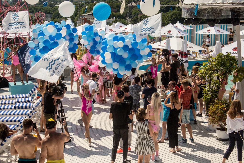 У Сity Beach Club відбулося офиційне відкриття #сезон6