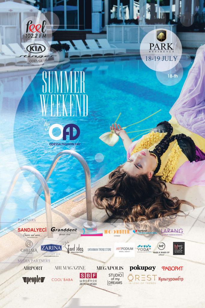 SUMMER WEEKEND by Odessa Fashion Day