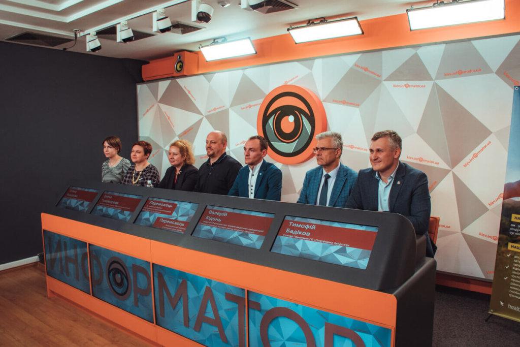 У Києві нагородили кращих лікарів 2018 року