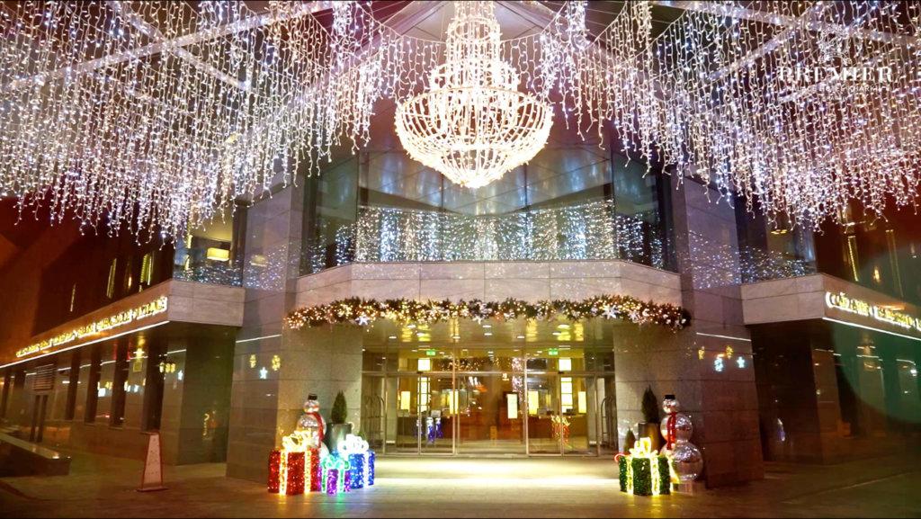 Luxury-готель Ярославського Kharkiv Palace 5 * готує найяскравішу новорічну вечірку міста