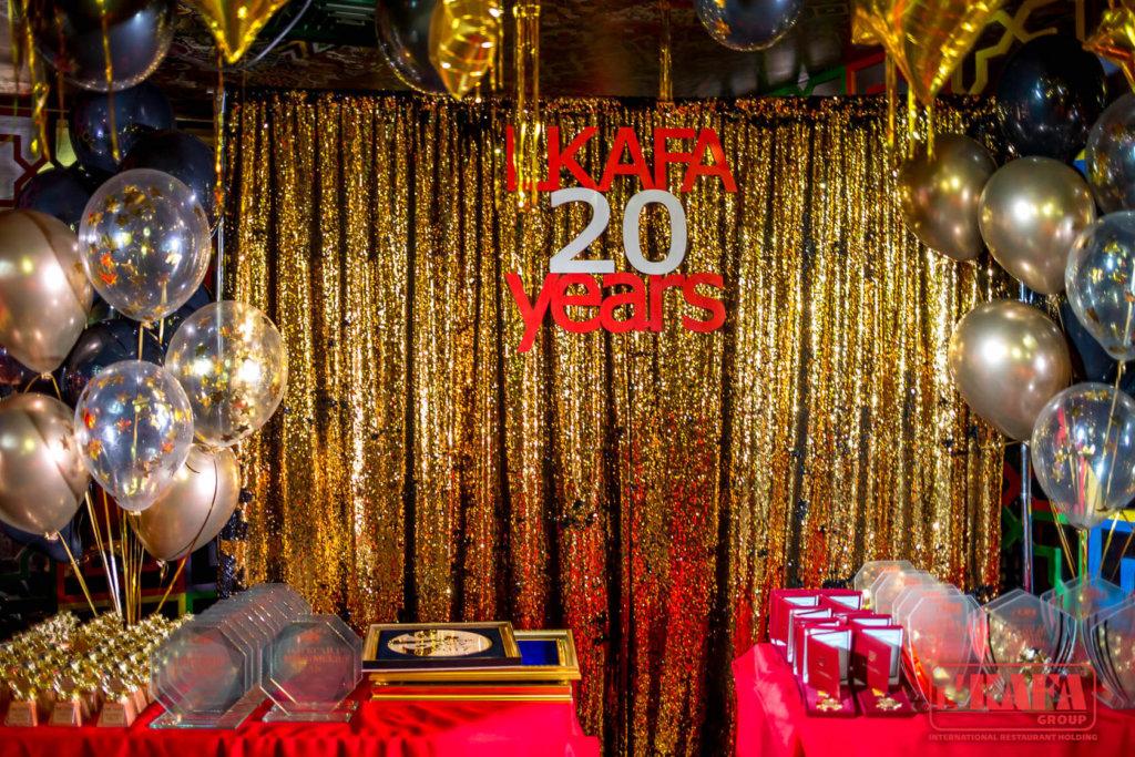 L'Kafa Group відсвяткував своє 20-річчя