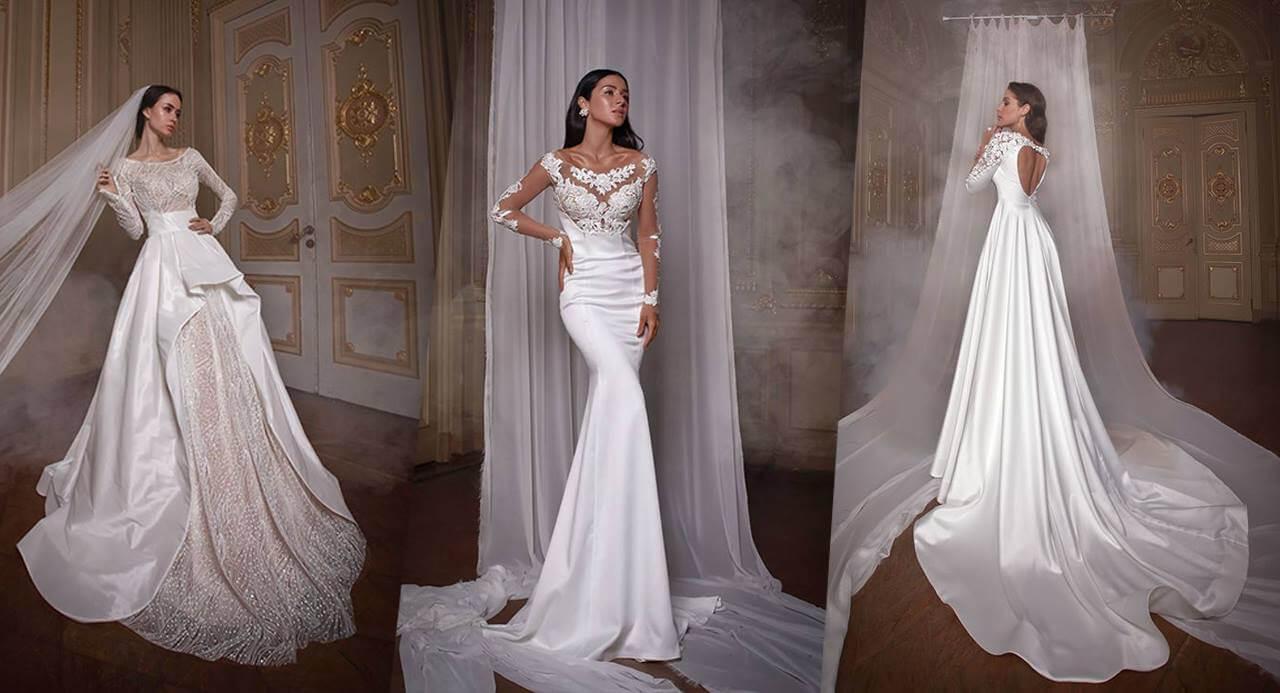 Заміж з Андре Таном: Дизайнер представив колекцію весільних суконь
