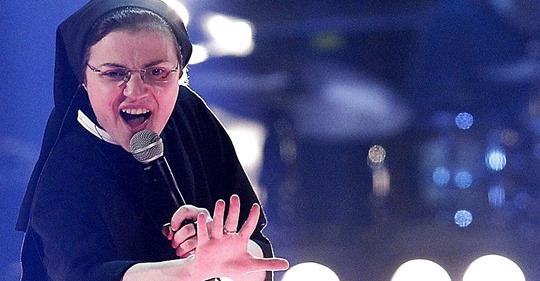"""Німеччину на """"Євробаченні"""" представить чорниця-лесбійка"""