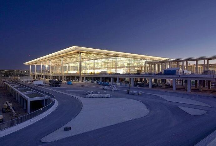 В Україні побудують новий аеропорт