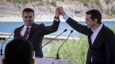Греція і Північна Македонія домовилися про створення посольств