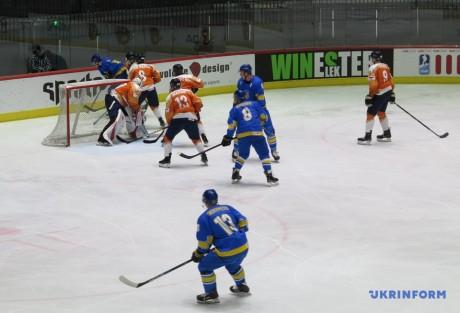 Національна збірна України з хокею розгромила Нідерланди на ЧС
