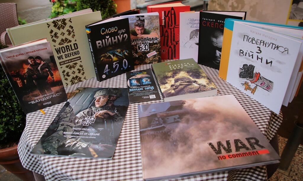В Україні вперше стартував форум військових письменників