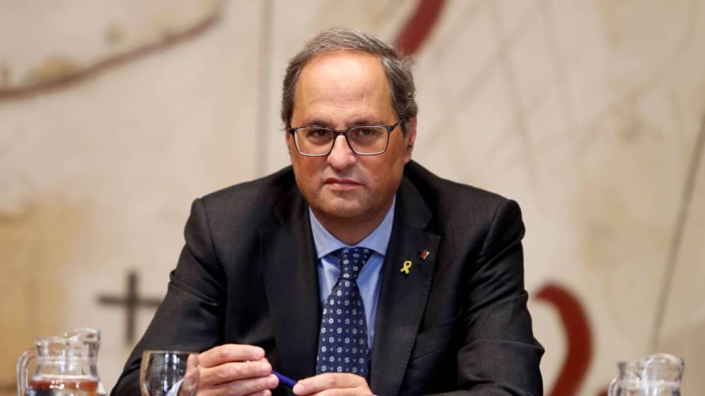 Очільника уряду Каталонії, який виступає за незалежність, позбавили депутатського мандата