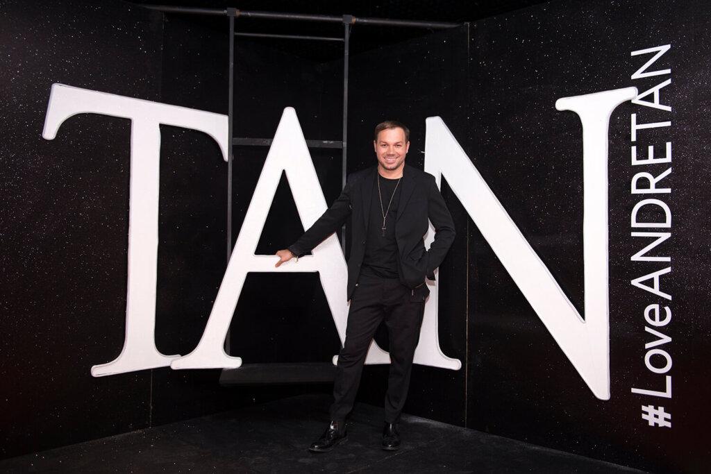 Фильм ANDRE TAN – історія двадцяти років успіху
