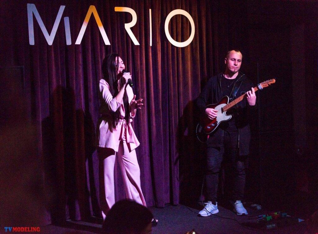 Відбулася презентація альбому Ксанті в ресторані Mario
