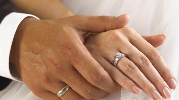 У минулому році в Києві уклали шлюб майже 28 тисяч пар
