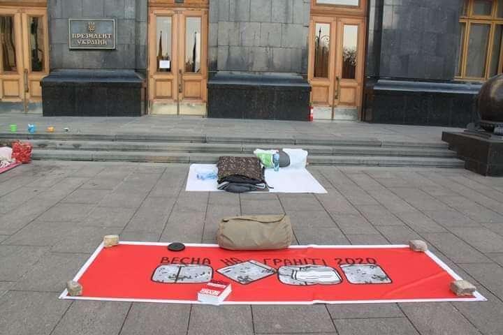 Роман Барвінок-Скрипаль: Ціль активістів #Весна_на_граніті - вільна, демократична, територіально цілісна Україна