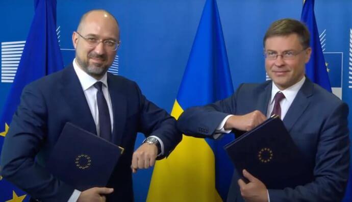 Україна отримає 1,2 мільярда євро макрофінансової допомоги від ЄС