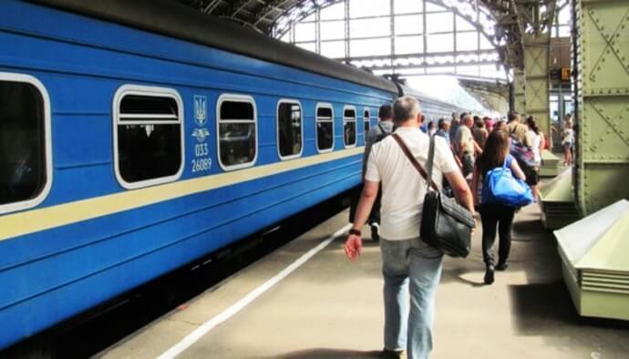 В Україні обвалився обсяг пасажирських перевезень