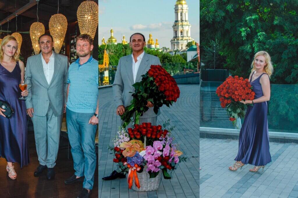 Маестро Волрдимир Гришко - молодий і красивий, здоровий і щасливий святкує день народження