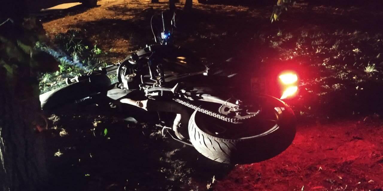 Цієї ночі патрульні Голосіївського району запобігли викраденню мотоцикла