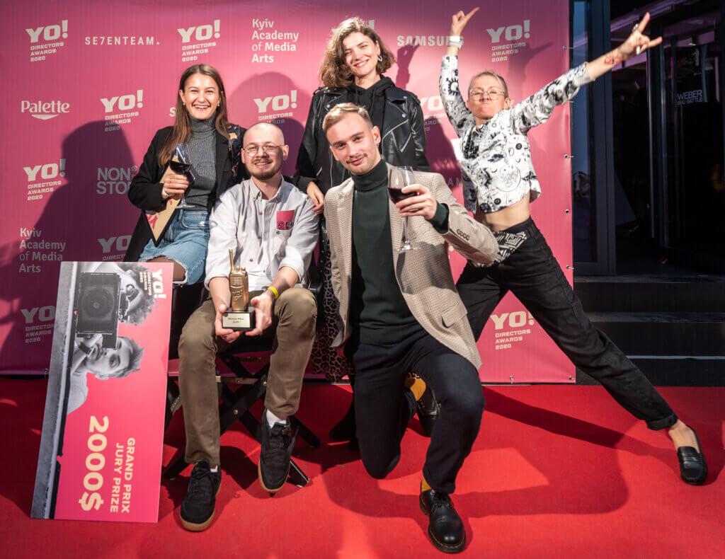 Рекламний ролик для енергетичного бренду NON STOP підкорив журі YO!DA 2020