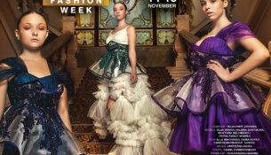 15th anniversary Odessa Fashion Week.