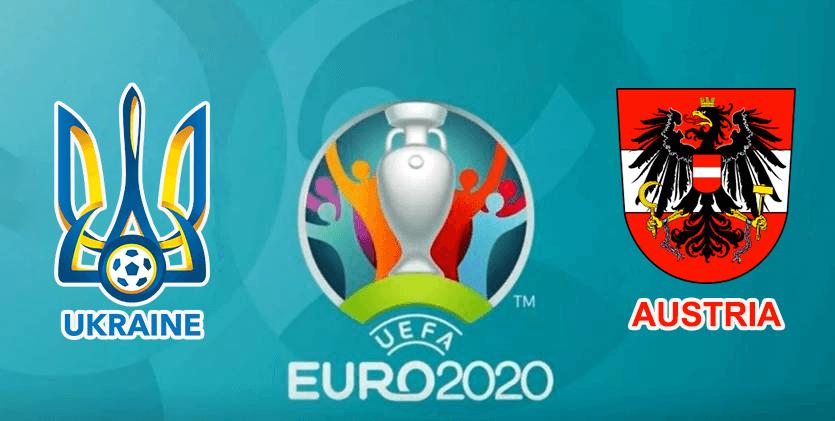 Онлайн трансляция Украина Австрия Евро 2020