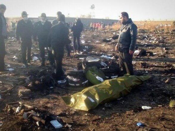 По 150 тис. доларів: Іран повідомив, скільки готовий заплатити родинам українців, що загинули в авіакатастрофі МАУ