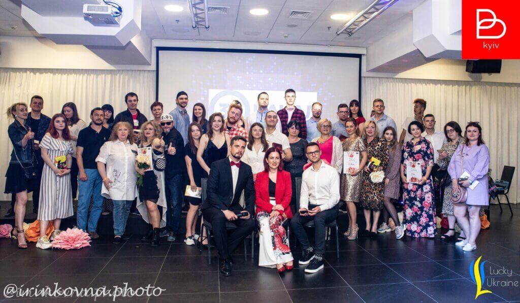 """13 червня в Klitschko Expo на НСК """"Олімпійський"""" пройшов унікальний захід «Донорська вечірка», присвячена Всесвітньому Дню донора"""