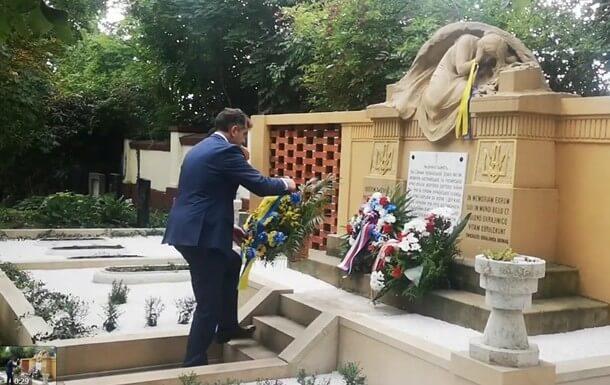 У Чехії відкрили меморіал українським воїнам