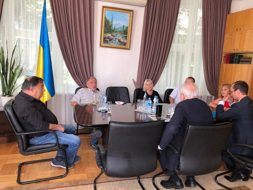 Україна відкрита для наукового діалогу