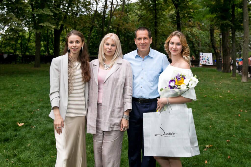 У Києві відбувся показ нової колекції бренду SEREBROVA SS 22
