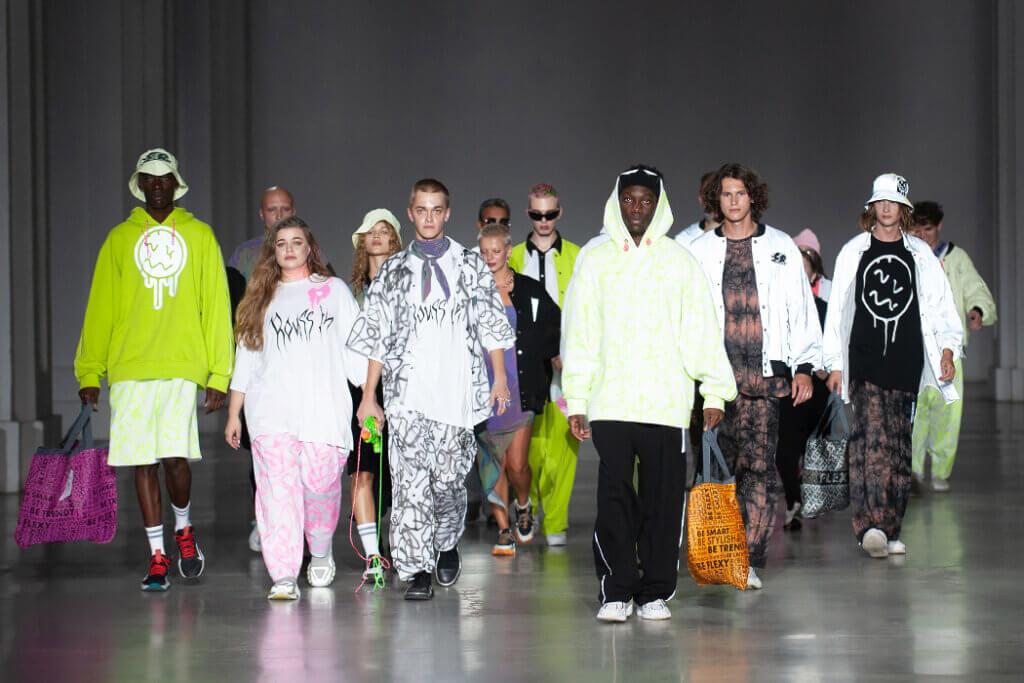 Поза модельних стандартів: нова колекція «ROUSS IN» бренду ROUSSIN на Ukrainian Fashion Week