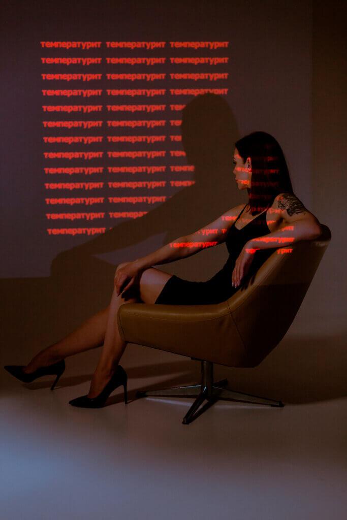 MISS IRIS презентує спекотну прем'єру «Температурит»